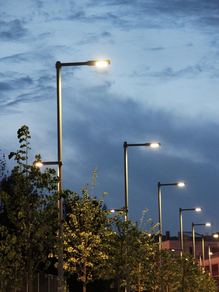 candela LED- kveld
