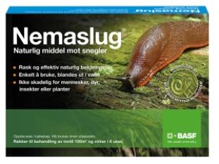 Nemaslug Nat slug killer 100m2 nett